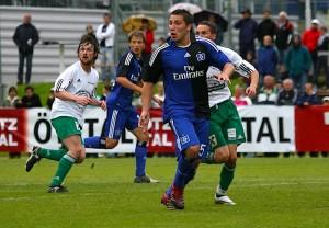 Der SV Längenfeld tritt an gegen den 1. FC Nürnberg und VFB Stuttgart im Rahmen von Trainingsspielen.