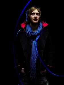 David Guetta tritt am 09. April 2012 am Rettenbachgletscher in Sölden auf.