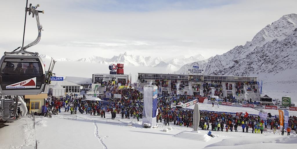 Weltcup Skirennen In Sölden Bescheren Orf Top Quoten ötztal Blog