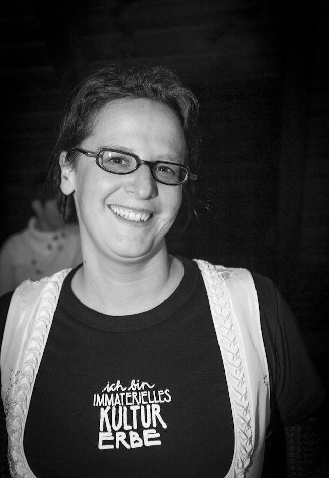 Florentine Prantl, Geschäftsführerin Pro Vita Alpina.