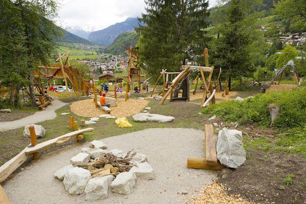 Kids Park Oetz: Größter kostenloser Spielplatz im Ötztal