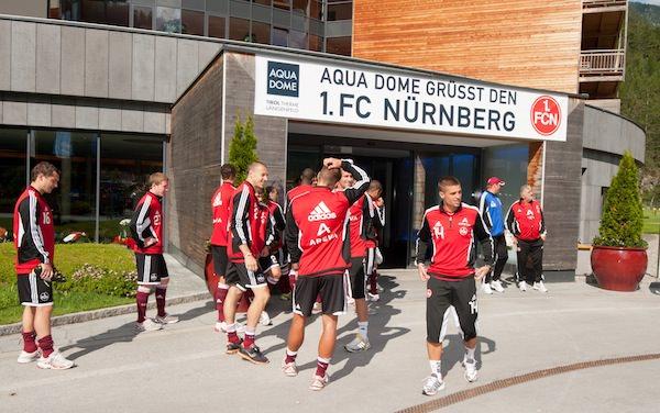 1. FC Nürnberg im Ötztal