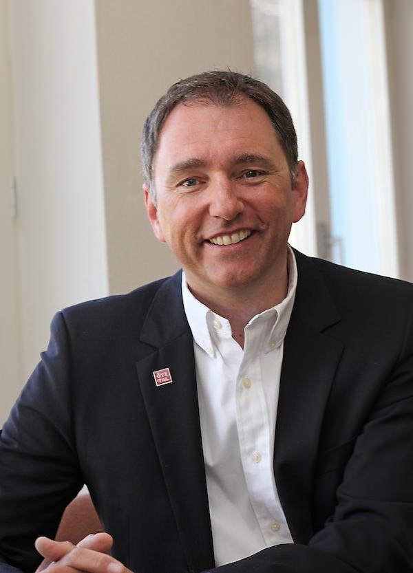 Oliver Schwarz, Direktor Ötztal Tourismus.