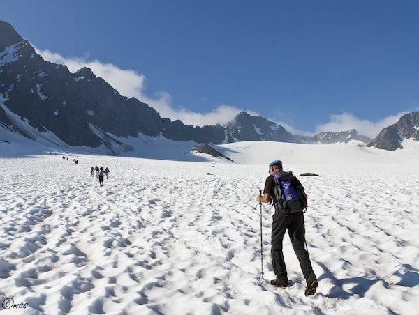 Grieser Gletschermarsch 2013