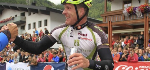 Ötztaler Radmarathon 2013 - Emanuel Nösig, bester Ötztaler.