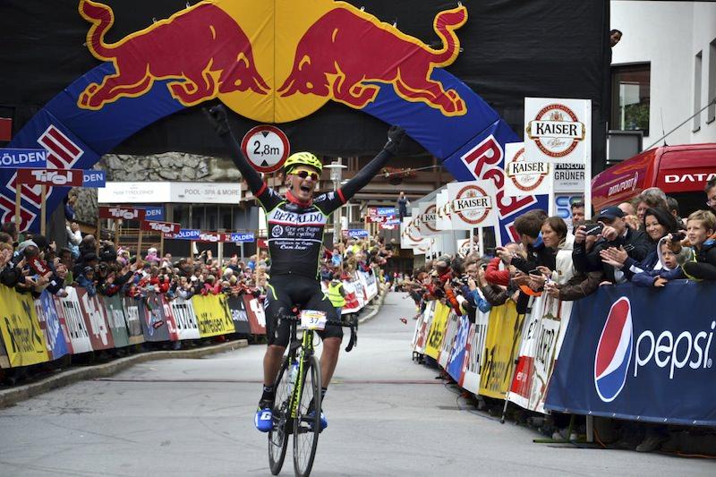 Sieger Roberto Cunico