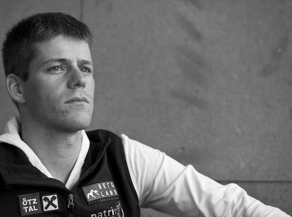 Patric Grüner, Extremradsportler aus Längenfeld