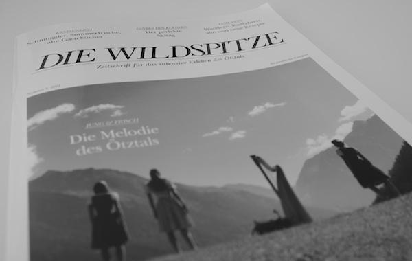 Zeitschrift für das intensive Erleben des Ötztals