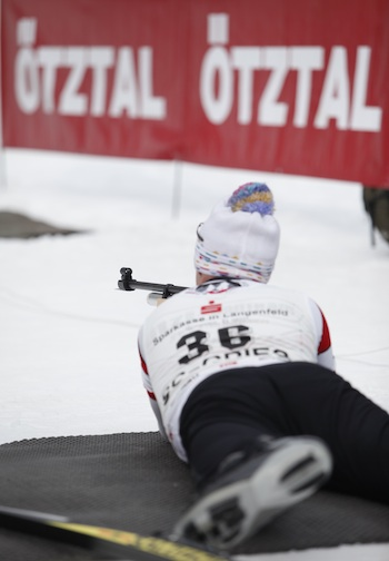 Biathlon in Tirol