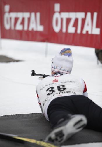 Biathlon in Tirol