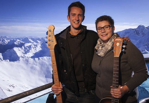 Lisa Mauracher & Band - Top Mountain Star Hochgurgl
