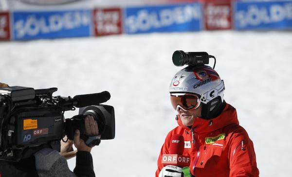 ORF beim Weltcup-Auftakt in Sölden