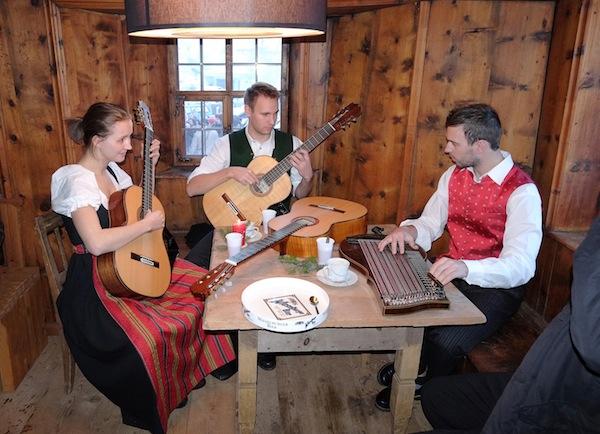 Adventmusik im Ötztaler Heimat- und Freilichtmuseum