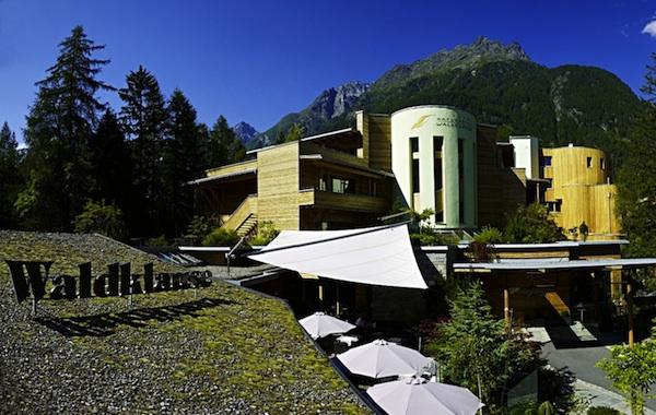 Top-Ausbilder im Naturhotel Waldklause
