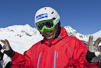 Chris Schnöller, Marketing AREA 47 und Bergbahnen Sölden