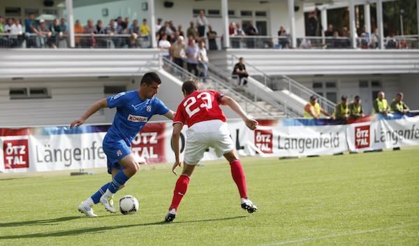 Dynamo Zagreb im Ötztal