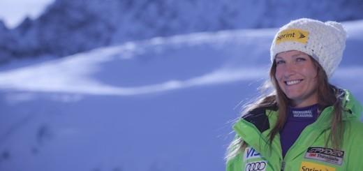 US-Skistar Julia Mancuo versteigert ihre Sachen auf Ebay.