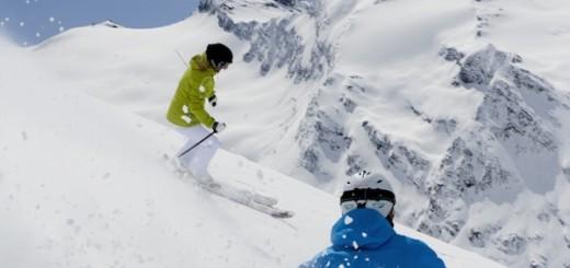 Skifahren in Obergurgl-Hochgurgl. Foto: Ötztal Tourismus
