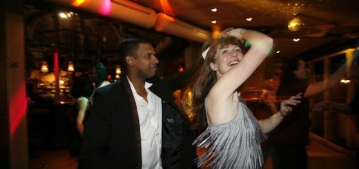 Salsa-Party mit Wilson Nascimento.