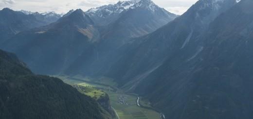 Das längste Tiroler Seitental im Fokus.