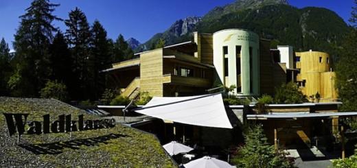 Naturhotel Waldklause in Längenfeld